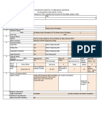 Calculation Sheet for IBBI Valuation by Neevinternational Valuers