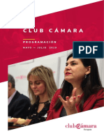 CC Programacion Cuatrimestral Mayo - Julio 2019