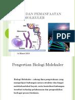 1. Sejarah Biologi Molekuler