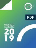 Oferta Interciclo2019