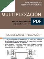 multiplexacion COMUNICACIONES