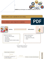 Meios de Contraste e Farmacologia Aplicada - Aula 4 e 5 (FARMACOCINÉTICA E FARMACODINÂMICA)