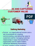 1. Creating and Capturing Customer Value (1)