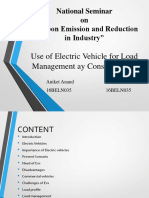 ELECTRIC VEHICLES (Aniket and Rudresh) (Final)