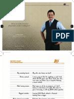 V Vaidyanathan Secret Diary of an Entrepreneur