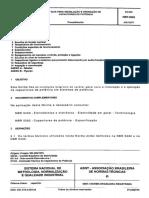 NBR 05060 - Guia Para Instalação e Operação de Capacitores de Potência