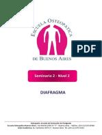 Diafragma y Fonoaudiologia.
