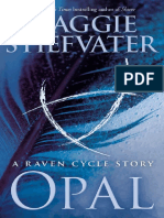 Opal (a Raven Cycle Story) - Maggie Stiefvater