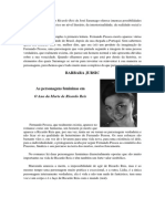 As mulheres no Ano da Morte de Ricardo Reis Saramago.docx