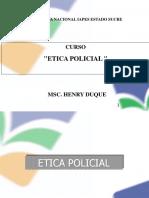 ETICA Policial