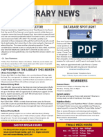 Library News 2019.4
