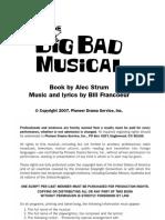 Big Bad Musical