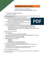 Enfermedades Autoinmunes 1era Parte -Fusionado