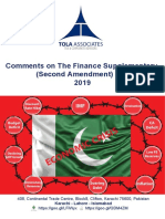 Comments on The Finance Supplementary (Second Amendment) Bill, 2019.pdf