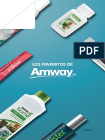 Amway Folleto Favoritos2018VE