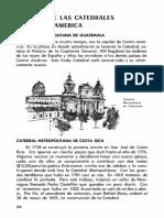 12 Historia de Las Catedrales de Centroamérica