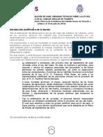 MOCIÓN Jornadas Ley Del Suelo (Julio 2016)
