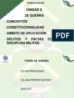 TEMA II EL FUERO DE GUERRA, DELITOS Y FALTAS.pdf
