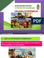 Actividades Económicas (resumen)