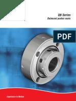 Hoja Tecnica - Sello Mecanico - Marca Flowserve