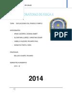 OSCILACIONES DEL PENDULO SIMPLE - LABO 2-FISICA II.docx