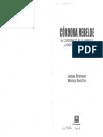 Brennan-Gordillo. Córdoba rebelde