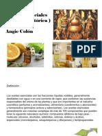 ACEITES ESENCIALES - SENA