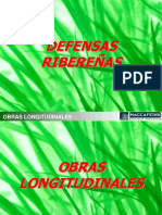 Obras de Defensa en Riberas de Rio