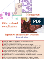 Malaria Other Complications