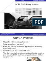 Automobile Air Condesioning System