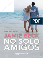 No Solo Amigos (Hermanos St. James 1)- Jamie Beck