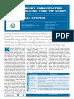 Tip Sheet on HVAC System-2.0 March 2011(Public).pdf