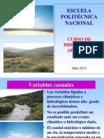 Probabilidad y Estadistica Hidrologica