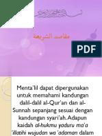 Maqashid Al Syariah