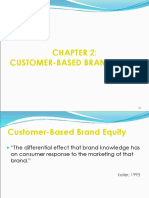 Brand Management CHapter 2 and 3