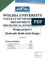 Hydraulic Bottle Jack Design.pdf
