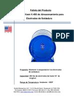 Almacenamiento Para Electrodos de Soldadura K-450_Booklet_ ESP