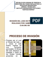 Proceso de Invasion