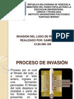 Proceso de Invasion