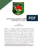 Reglamento Base PAINE 26 de Junio 2017 PDF