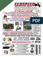 Beedspeed Catalogue 2019