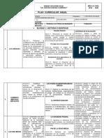 Plan Anual Desagregados Sociales 8vo Año 2019