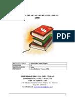 RPP SAS ING KELAS XI KD 3.10.doc
