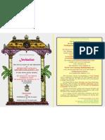Radhakund temple inaguration / lalit krishna