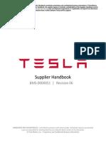 BMS-0000051 Rev 6 Supplier Handbook