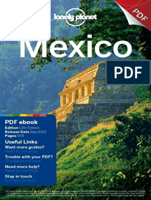 mexico-13-full-pdf-ebook.pdf | Mexico | Lonely Planet