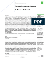 Tickner Epistemologias