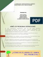 Diapositivas Arbol de Problemas 3