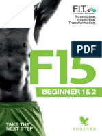 F15 Beginner Booklet - July 2018