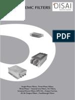 EMC Filters Disai.pdf